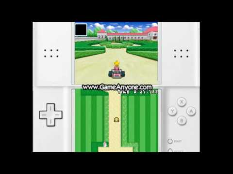 Mario Kart DS Walkthrough - Missions - 4-8 by Yoshiller Game