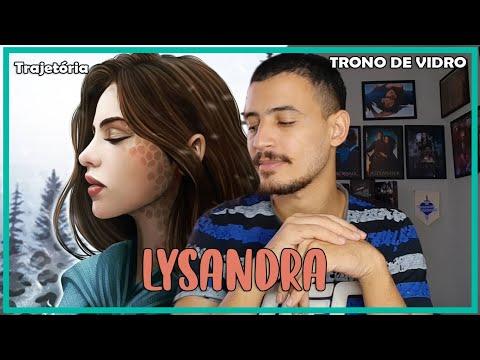 Quem é Lysandra? | Patrick Rocha (Trono de Vidro #13) (4x77)