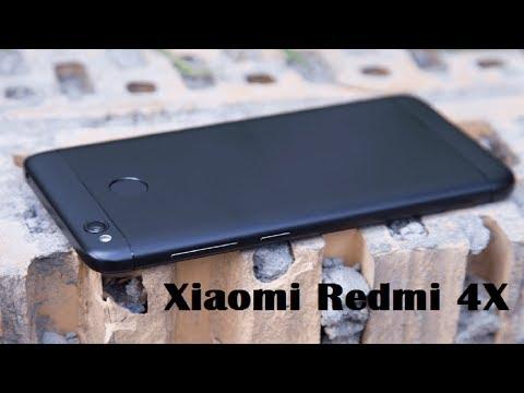 Обзор Xiaomi Redmi 4X // Распаковка посылки с Китая