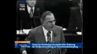 Helmut Kohl Vs. Herbert Wehner Teil 1/4