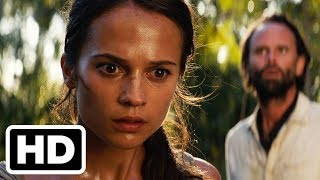 Lara Croft à l'épreuve  du «reboot» - video (1)