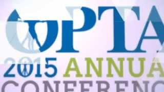 SAVE THE DATE: OPTA's 2015 Annual Conference | April 9-11, 2015