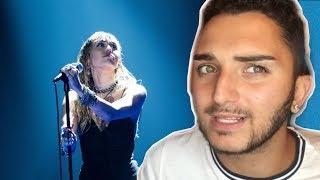 MILEY CYRUS VMA 2019 REACTION SLIDE AWAY