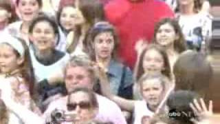 Miley Cyrus on GMA {22.06.2007} - Make Some Noise
