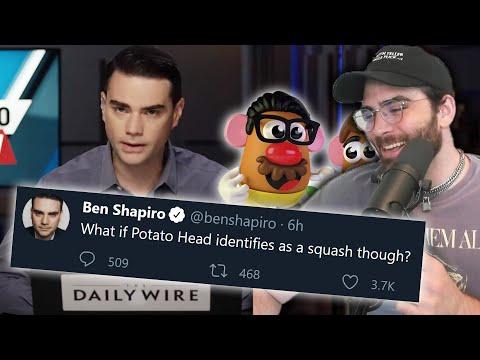 IT'S A POTATO, BEN