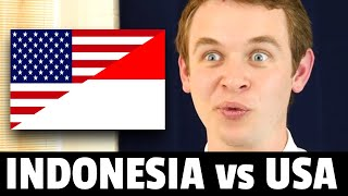 American REACTS To Indonesian Lifestyle   Indonesia Is Amazing