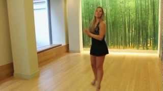 Вот как нужно танцевать)))