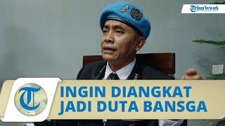 Eks Petinggi Sunda Empire Rangga Sasana Ingin jadi Duta Bangsa, Sebut akan Urus KKB Papua & Covid-19