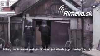 """preview picture of video 'Polícia odhalila obchodovanie s ľuďmi, """"otrokmi"""" boli bezdomovci - Rimavská Sobota'"""
