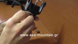 Безынерционная катушка ryobi oasys 3000