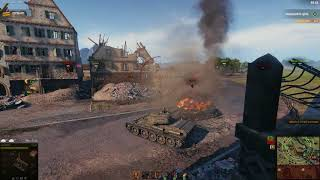 World of Tanks 2018. Т-44.
