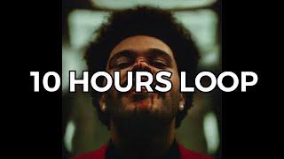 The Weeknd - In Your Eyes (Audio) - 10 HOURS LOOP VERSION