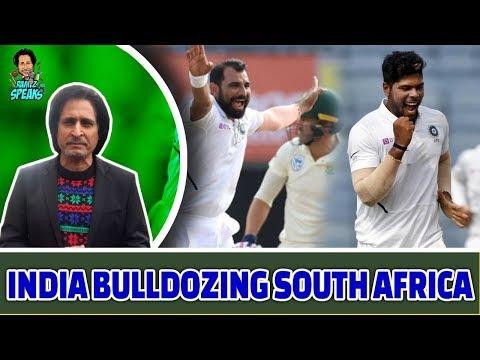 India Bulldozing South Africa | IND vs SA | Ramiz Speaks