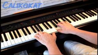 Video Forever In Love (Kenny G)  - Piano