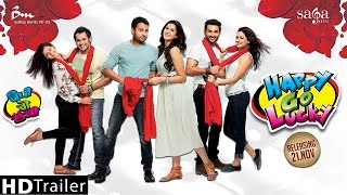 Happy Go Lucky Official Trailer  Amrinder Gill
