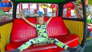 Indoor Playground for children Play Center Ярослава в Развлекательном Центре для Детей!