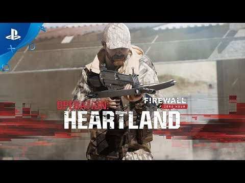 Firewall Zero Hour's Operation: Heartland & Digital Deluxe Edition Bundles Hit PS VR Tomorrow
