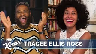 Guest Host Anthony Anderson Interviews Tracee Ellis Ross