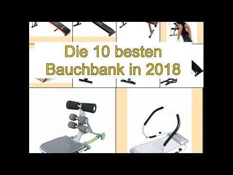 Die 10 besten Bauchbank in 2018