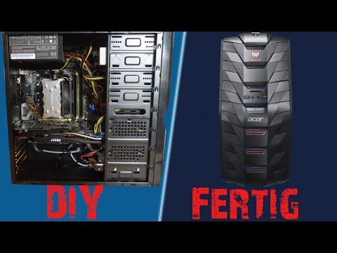 PC selber bauen VS. Fertig PC | Was ist besser?