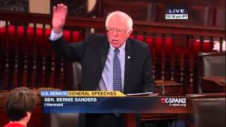 Bernie Sanders: The Failures of No Child Left Behind (7/8/2015)