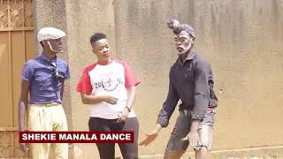 GUTUJJA DANCE BY SHEKIE MANALA  Ugandan Comedy 2019 HD