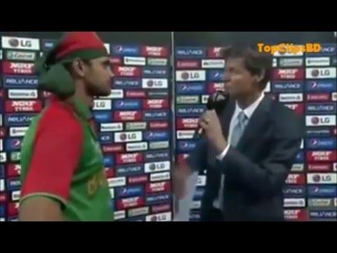 Bangladesh Cricket Team Funniest Moments