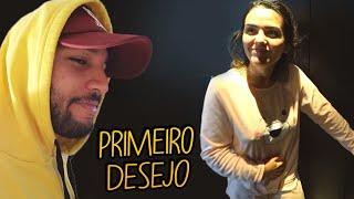 O PRIMEIRO DESEJO DE GRÁVIDA!
