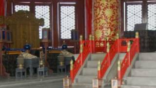 Video : China : A guide to the Temple of Heaven 天坛 in BeiJing