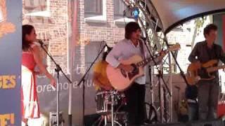 Angus & Julia Stone - Mango Tree -  Live