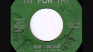 Al Brown - Here I Am Baby ,Come & Take Me + Dub