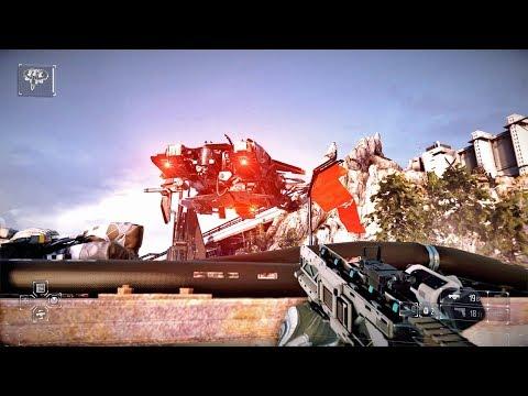 Видео № 0 из игры Killzone: В плену сумрака (Shadow Fall) (Англ. Яз.) (Б/У) [PS4]