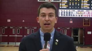 Iona and Army Come Together for Hurricane Relief Exhibition Game