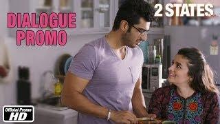 Punjabi mother-in-law se khatarnak kuch bhi nahi hota iss duniya mein - Dialogue Promo - 2 States