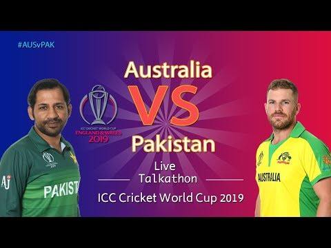 Australia vs Pakistan - LIVE Talkathon DD Sports - ICC Cricket World Cup 2019