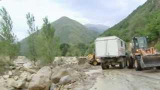 preview picture of video '# Cель в Талгаре 18-го июля 2014-го года #'