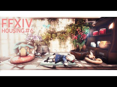 FFXIV HOUSING - Springroll house V 2 - Myscha,mumclip com