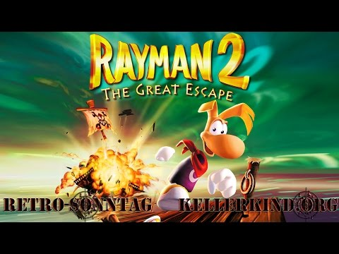 Retro-Sonntag [HD] #013 – Rayman 2 ★ Let's Show Game Classics