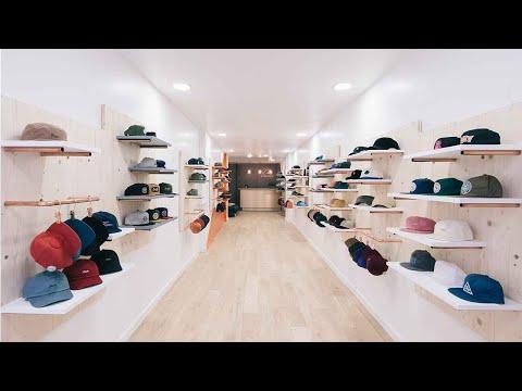 Simone Headwear : La boutique de casquettes, bonnets, bérets, bobs et chapeaux à Paris