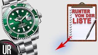 ROLEX-LISTE: Kauft Uhren mit EMOTIONEN! TIPPS WEIHNACHTSGESCHENKE für UHREN-FANS