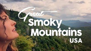Great Smoky Mountains & Blue Ridge Parkway Adventure