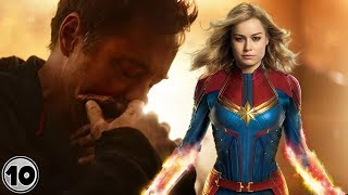 Top 10 Things We Want To See In The Avengers 4 Trailer