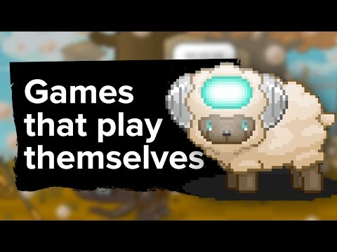 Uncontrollable: The games that will play themselves