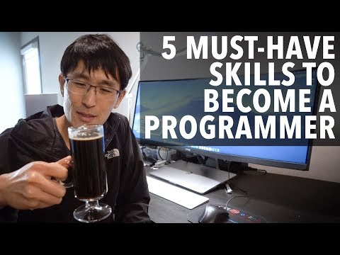 5 must have skills to become a programmer (that you didn't know