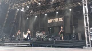 Video MY PULSE - Hra s osudem - live Metalfest Plzen 2017