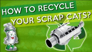 How to recycle your scrap catalytic converters with Ecotrade Group ?