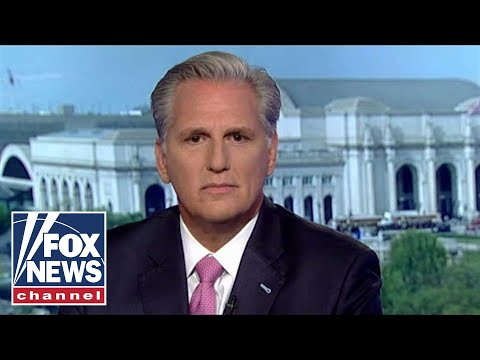 McCarthy rips Schiff for politicizing Trump whistleblower complaint