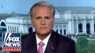 McCarthy rips Schiff for politicizing Trump whistleblower complaint