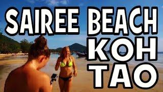 Sairee Beach Koh Tao Thailand Absolutely Stunning in [ Full HD ]