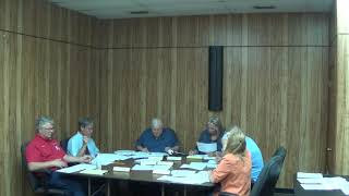 May 14, 2019 Special Meeting City Council – Budget